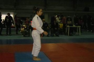 Varvaruc si Naidin calificate de pe primul loc la nationalele de judo