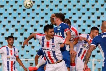 Victorie cu 3-1 pentru Dacia Unirea Brăila într-un amical cu Oțelul Galați