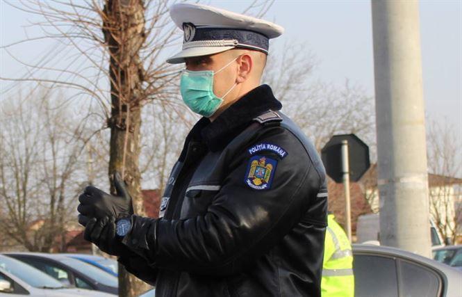 Acțiuni ale polițiștilor și jandarmilor pentru siguranța cetățenilor