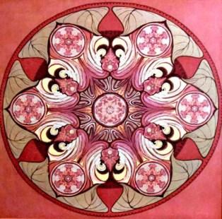 David Stern / Mosaik Batik