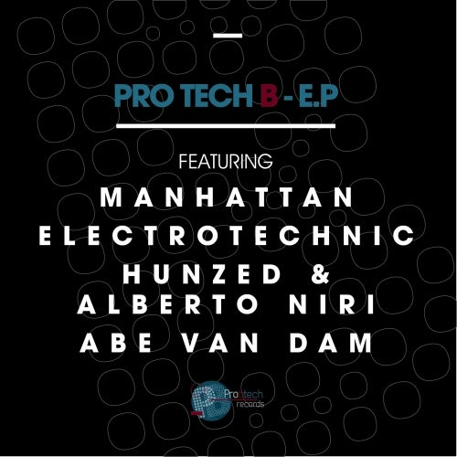 PRO-TECH-B EP-VARIOS-ARTISTS