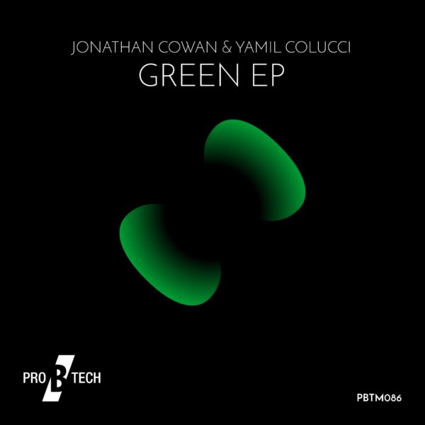 Jonathan-Cowan-Yamil-Colucci-The-Green-E.P-cover