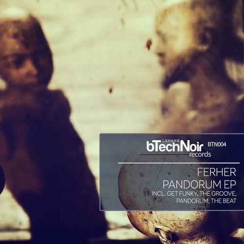 PANDORUM E.P. - FEHRER-cover