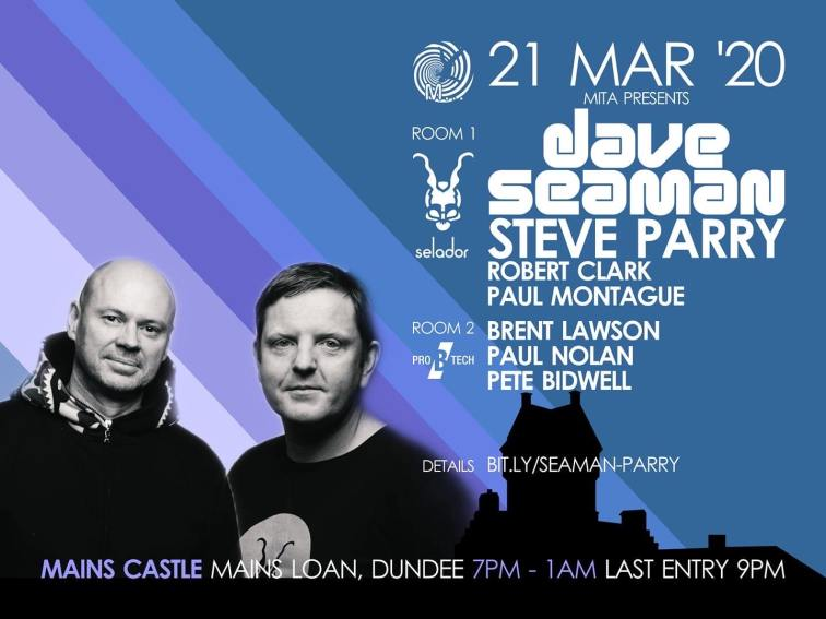 Music is the Answer 3rd Birthday Dave Seaman Steve Parry