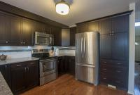 Charcoal Cabinets  Avie Home