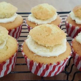 Mary's 2 Ingredient Cupcakes
