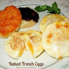 Baked Egg