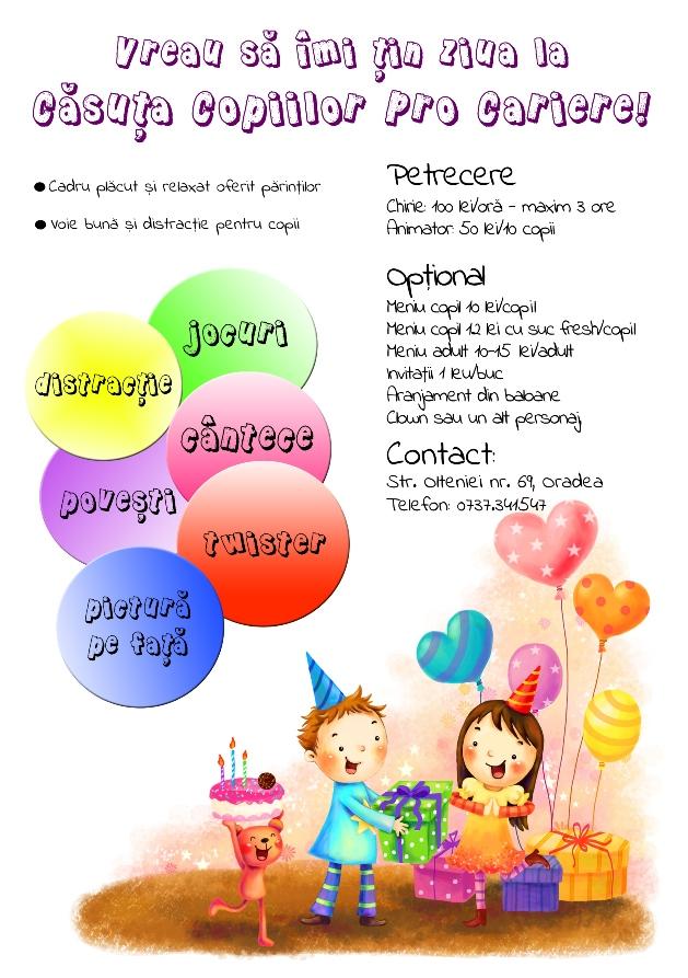 Urari Zile De Nastere Pentru Copii