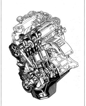 Toyota 3S-FE Engine Repair Manual (RM395)