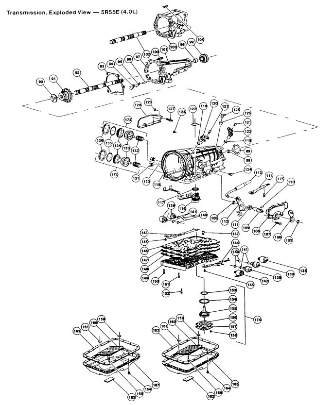 [DIAGRAM] 89 Ford Ranger Transmission Diagram FULL Version