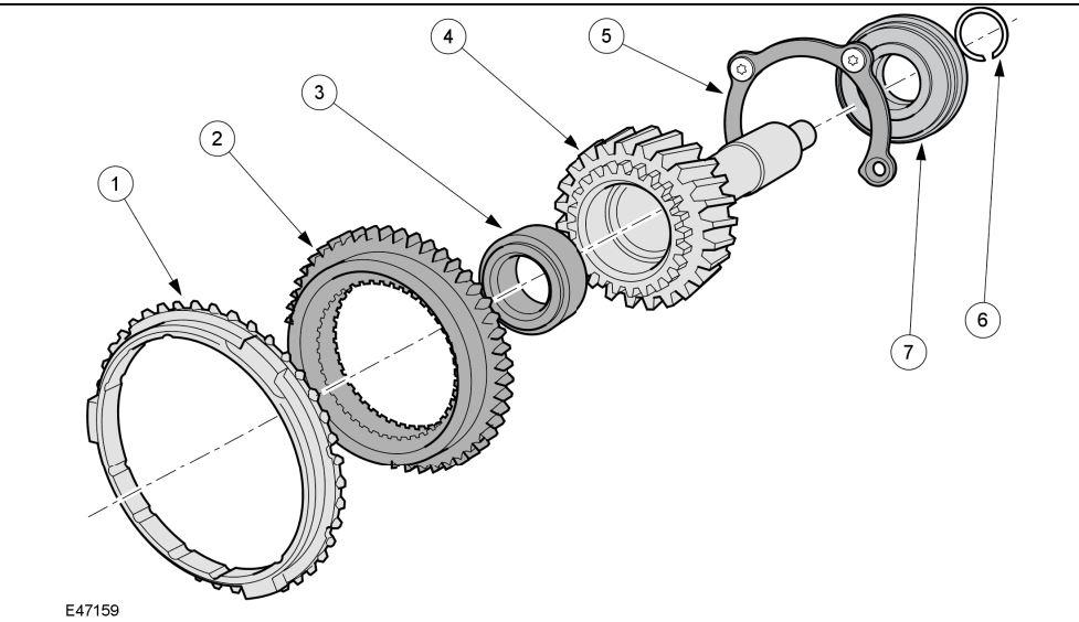 MT82 Getrag 6-Speed Manual Transmission Workshop Manual