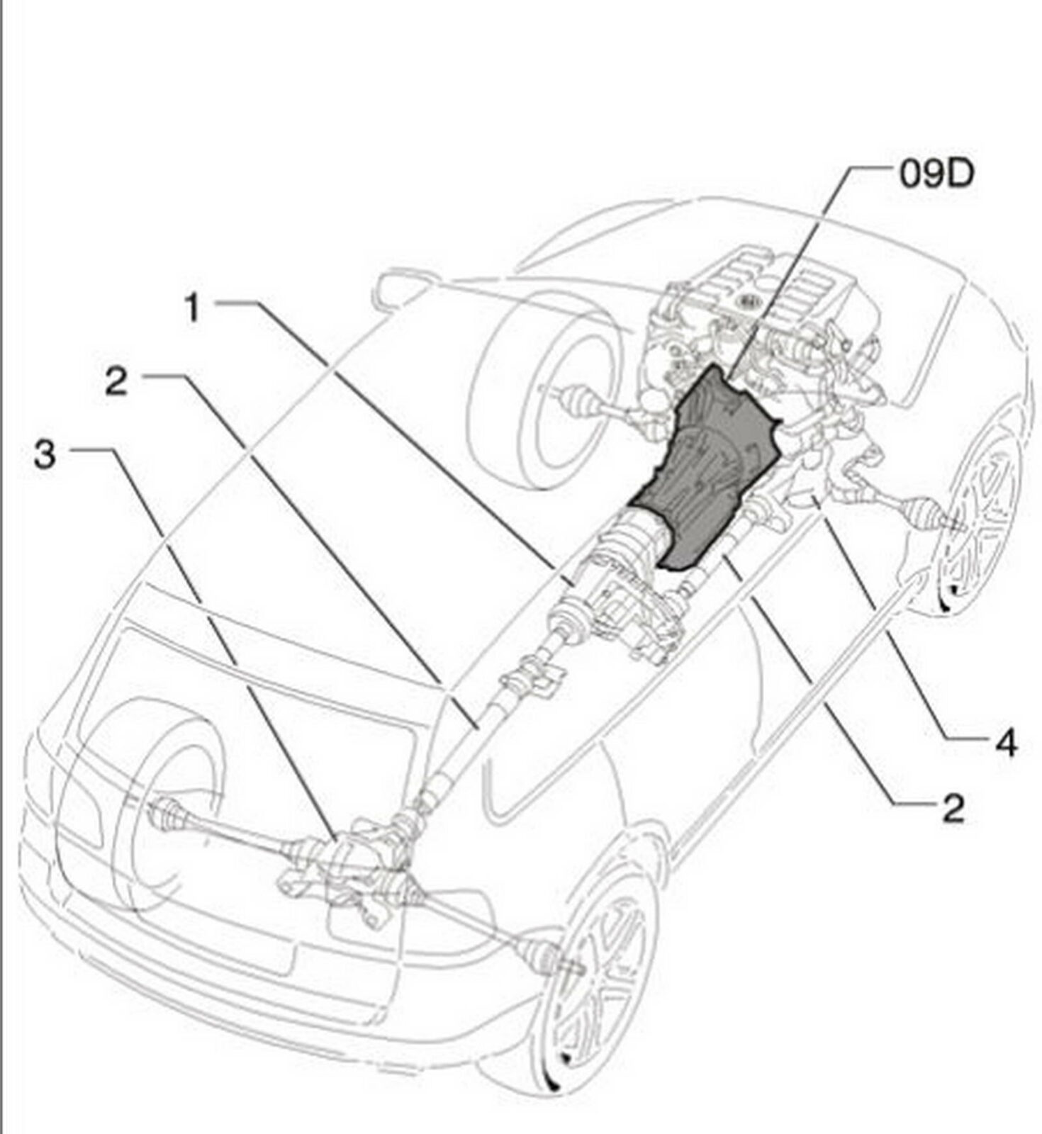 VW 6-Speed Volkswagen Automatic Transmission 09D Repair
