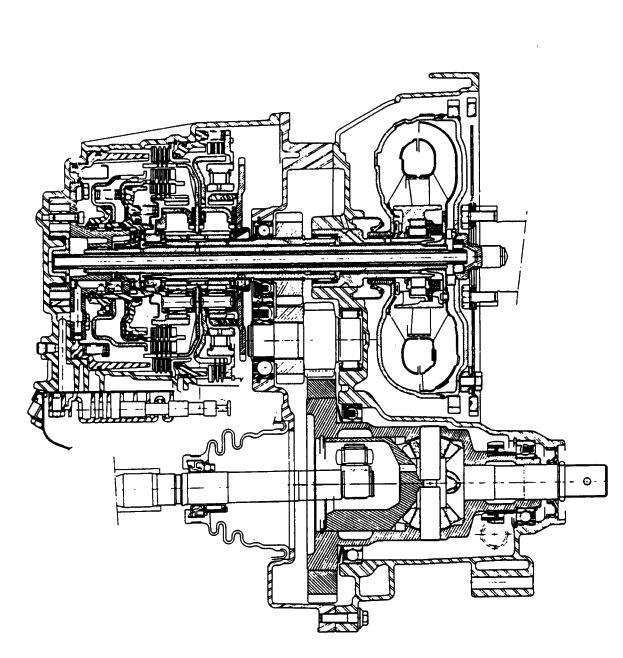 RENAULT MB1 MJ3 Transmissions