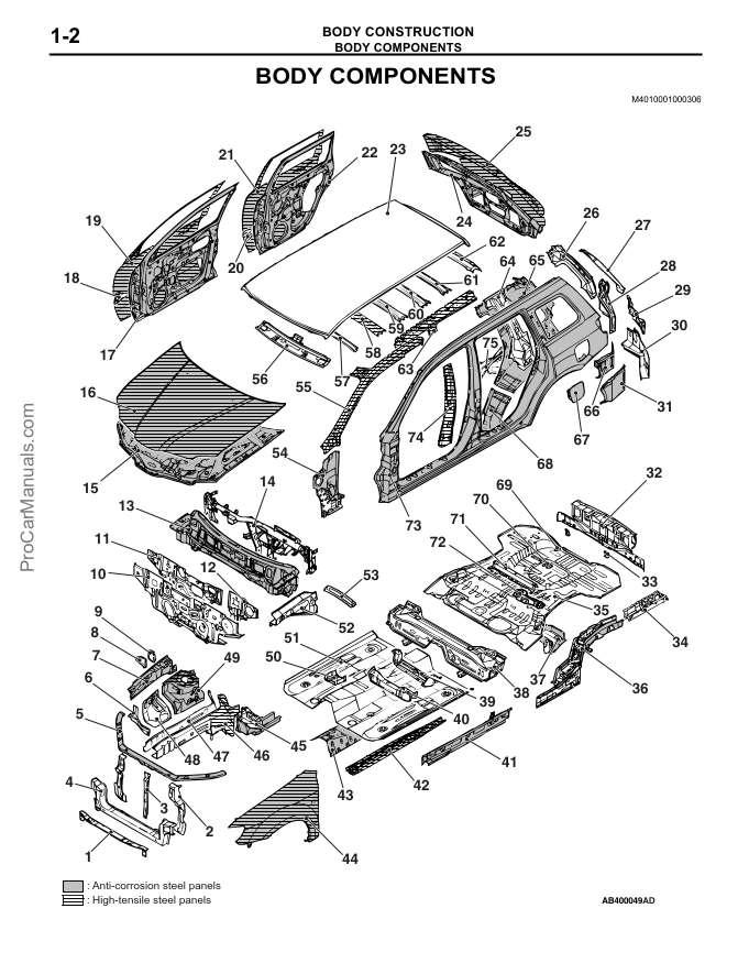 [DIAGRAM] Wiring Diagram Mitsubishi Outlander FULL Version