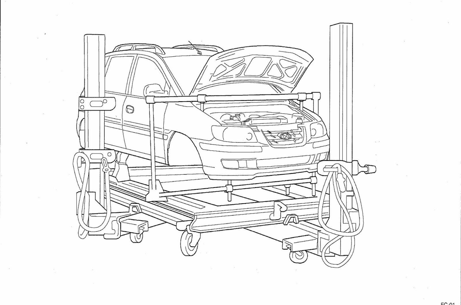 Hyundai Matrix Body Repair Manual