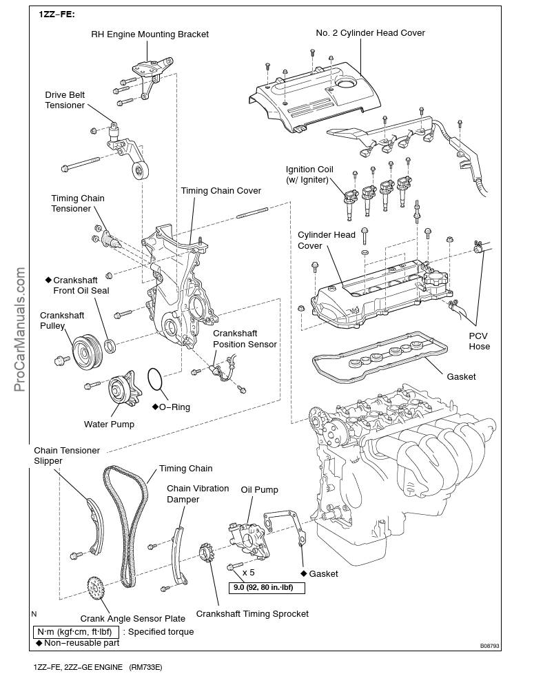 Bestseller: 1kz Te Engine Repair Manual Pdf