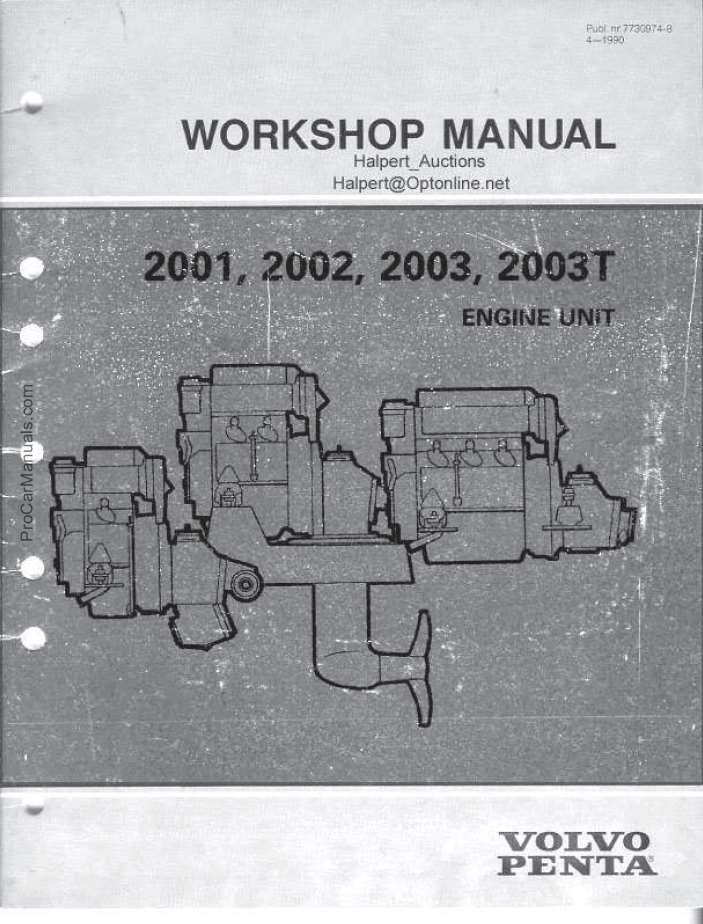 Gxi Volvo Penta Wiring Diagram As Well As Volvo Penta 2002 Workshop