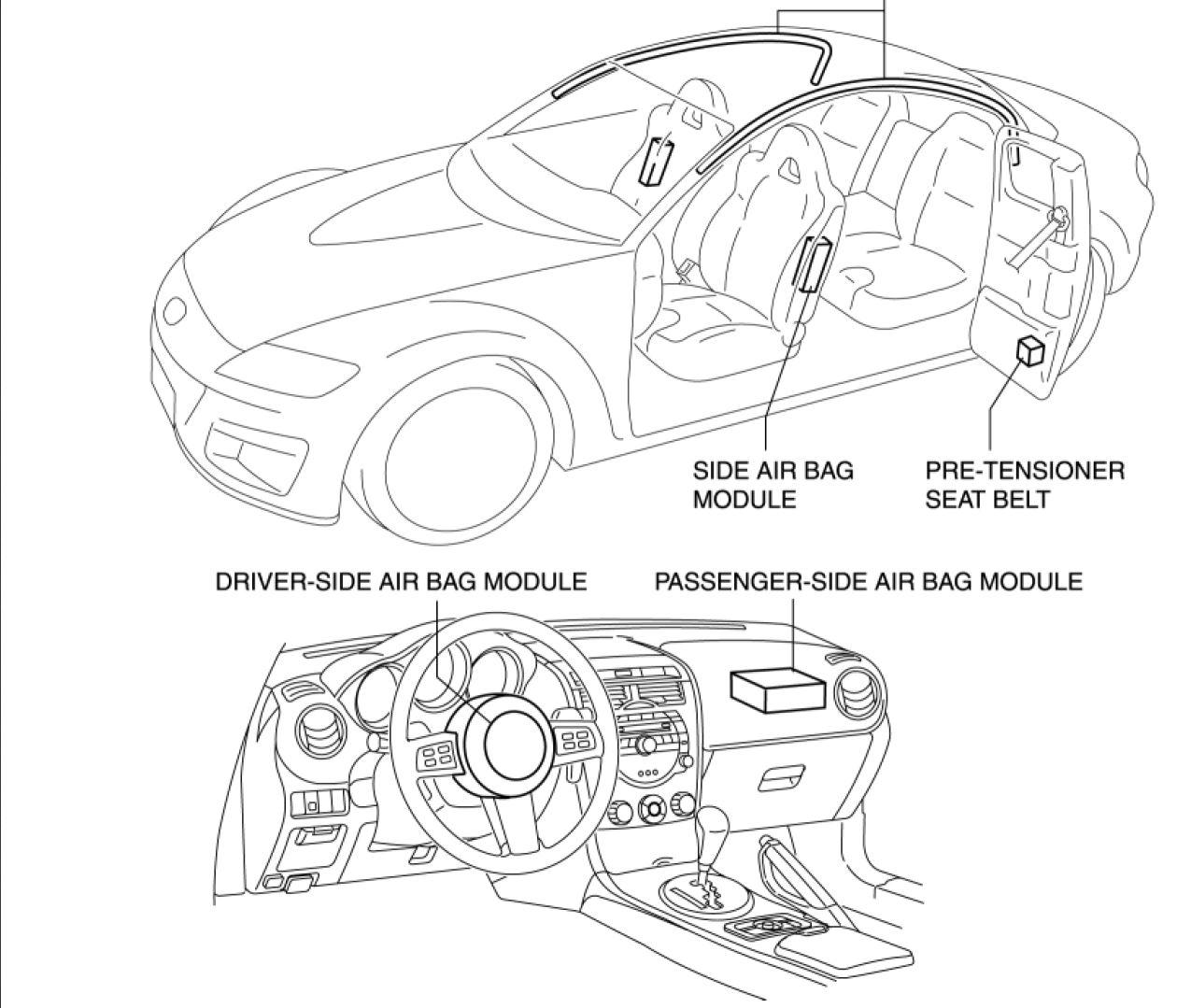 Mazda RX-8 Series II 2011 Workshop Manual