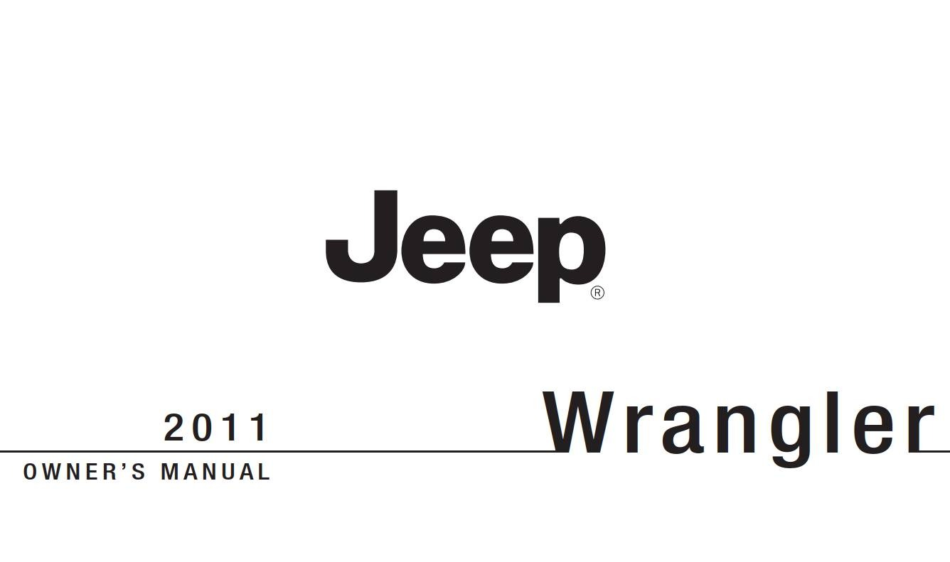 Jeep Wrangler Owner S Manual Download