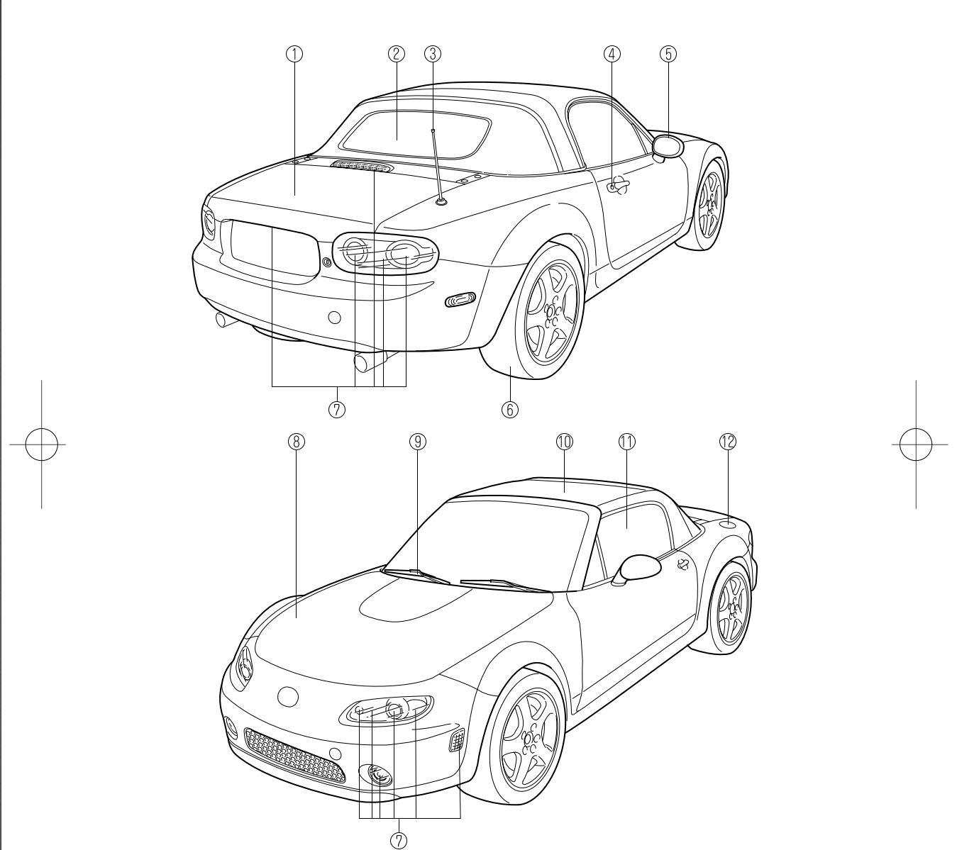 Mazda MX-5 2006 Owner's Manual