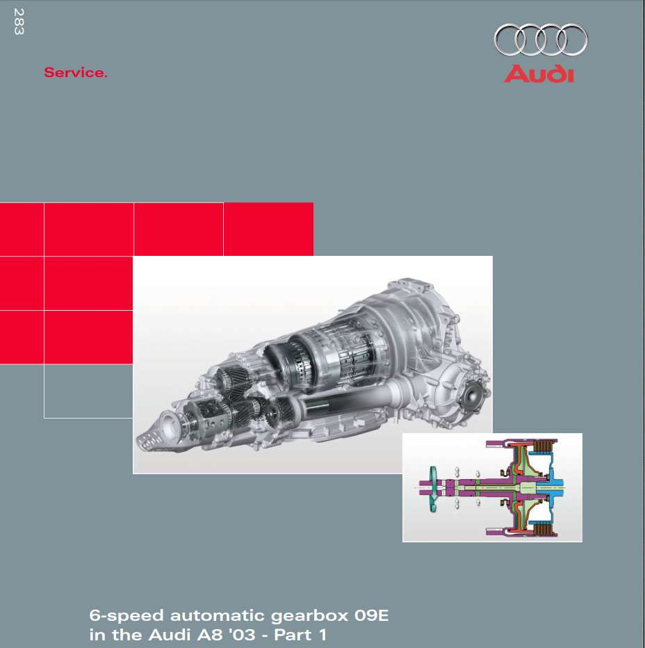 Audi Technical Service Training Audi How To Read Wiring Diagrams
