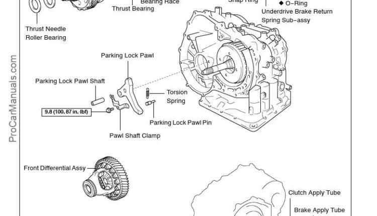 Toyota car repair manual pdf