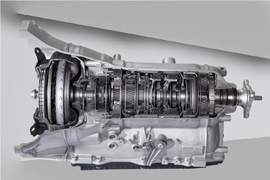 8-speed automatic transmission (04/2011)