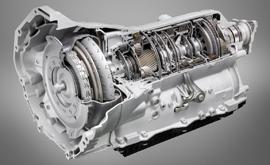 BMW Transmission System