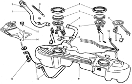 Suspension Assembly Of Car