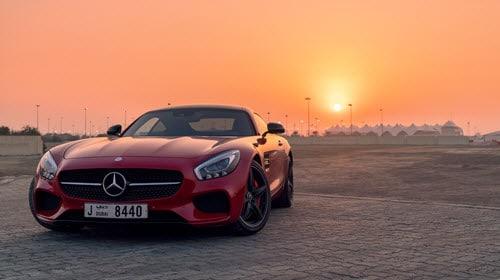 Mercedes SLS GTs amg
