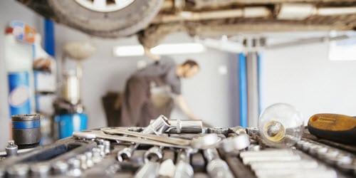 Car Suspension Repair
