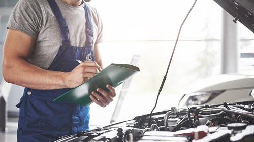 Car Engine Mounts Check