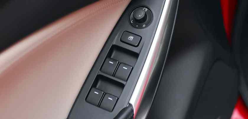 Mercedes Automated Door Window