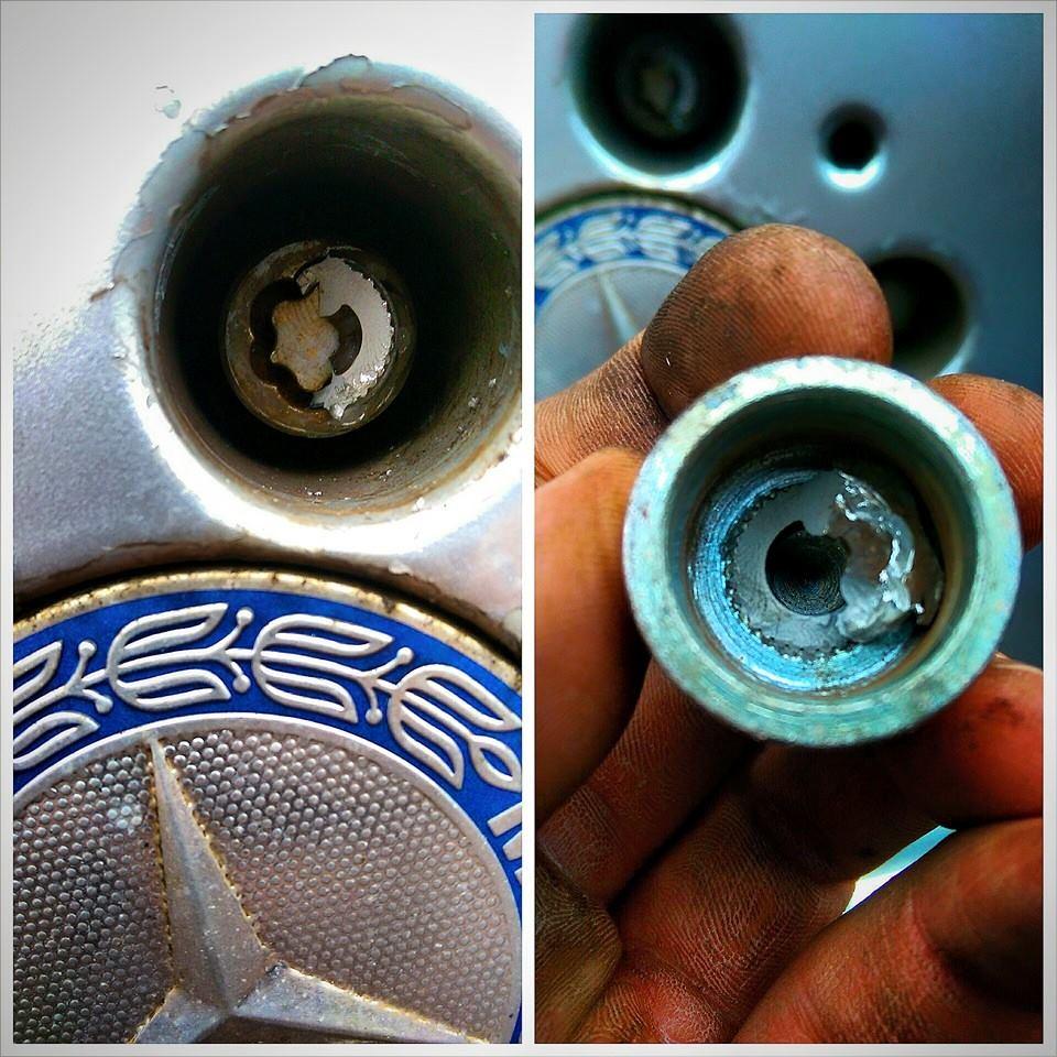 Best Locking Wheel Nuts 2017 Mcgard V Gorrila Lock Lugs