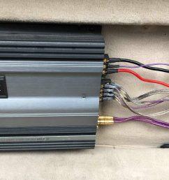 power amp wiring [ 2048 x 1152 Pixel ]