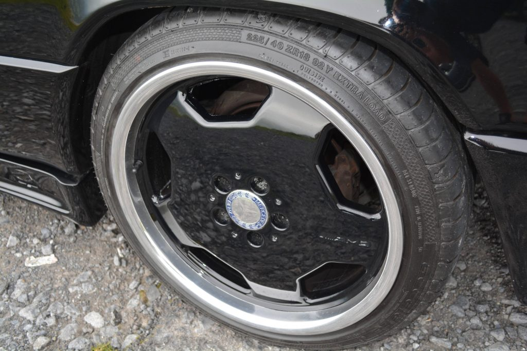 Wax Tyre Silicone