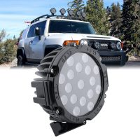 5 Best Off Road Lights For Trucks [Bumpers, Windshield & Roof]