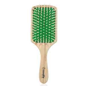 raqueta púa madera