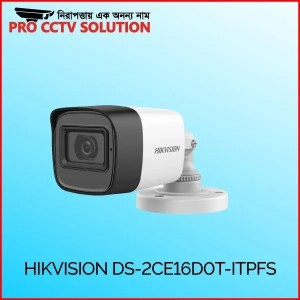 HIKVISION DS-2CE16D0T-ITPFS Price In Bangladesh