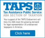 Donate to TAPS