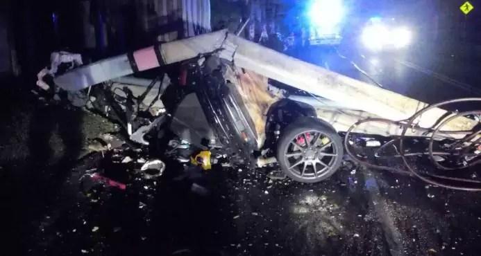 4 muertos y varios heridos es el resultado preliminar del fin de semana largo en la Costa Norte