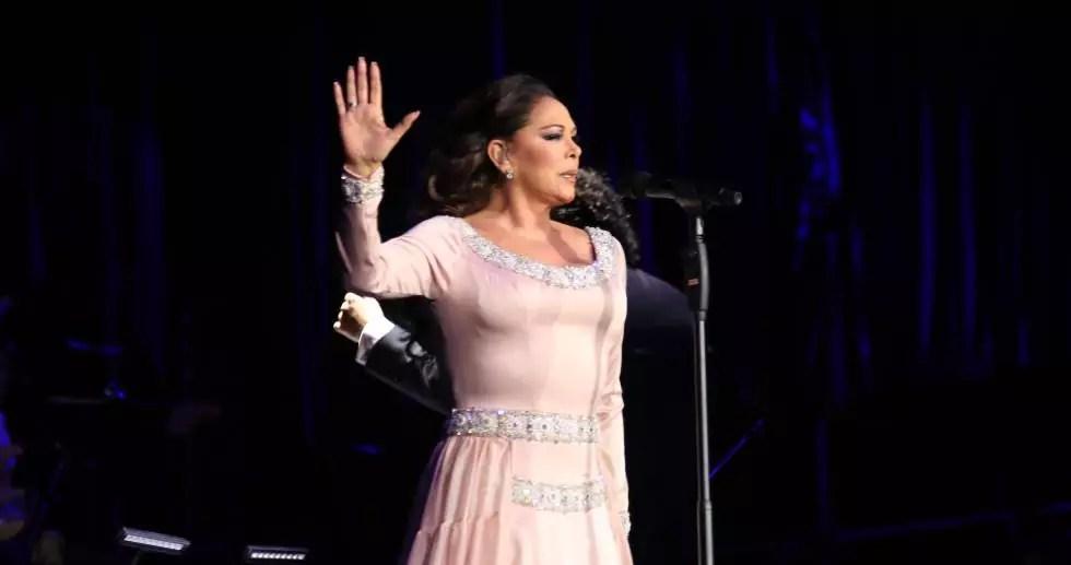 Isabel Pantoja cancela conciertos en EEUU porque le negaron la visa