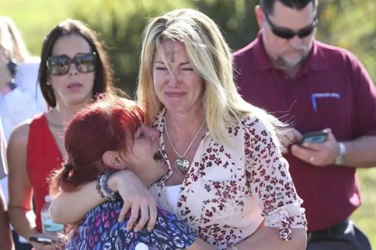 Los desgarradores mensajes de despedida que enviaron los chicos — TIROTEO EN FLORIDA