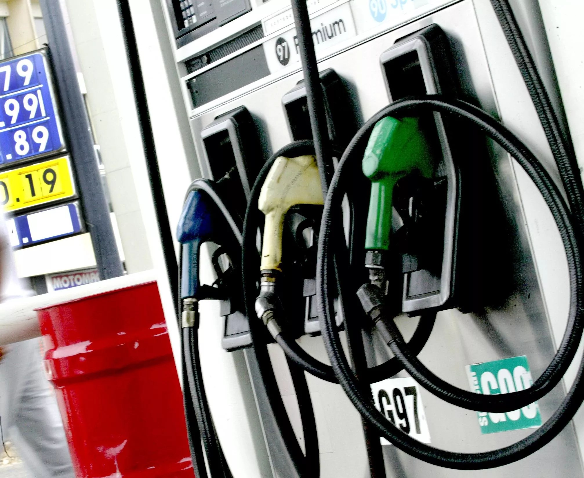 Precios de los combustibles sufrirán variaciones
