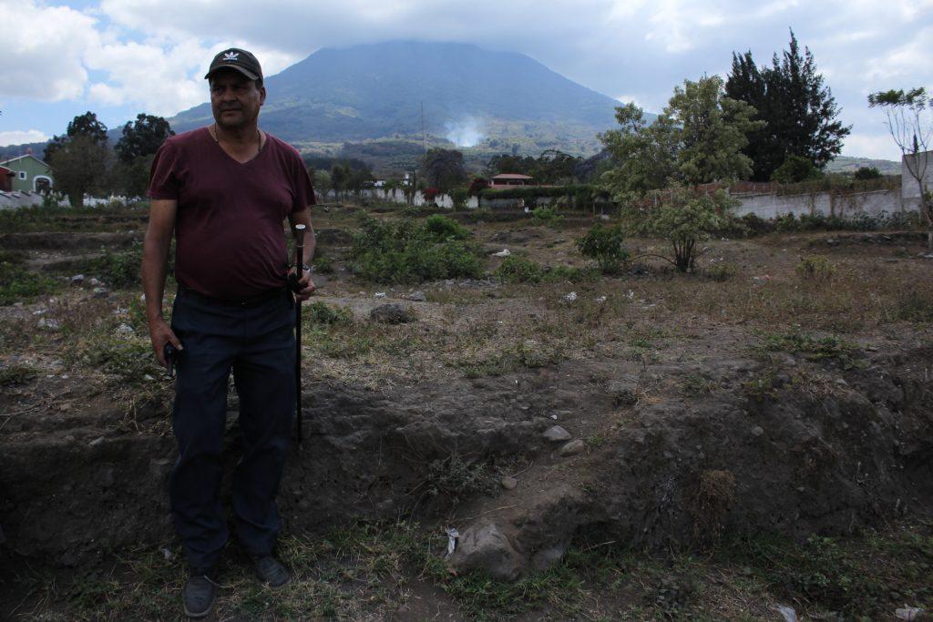 Agua en San Pedro Las Huertas