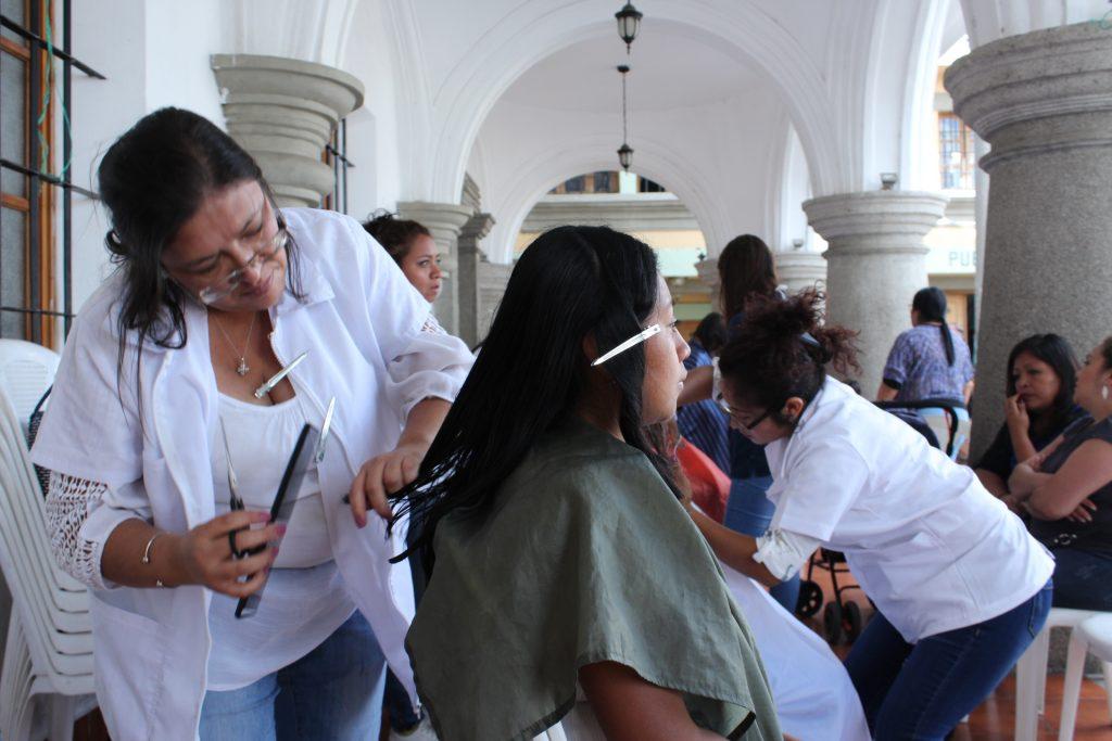 Cultoras de belleza San Miguel Dueñas