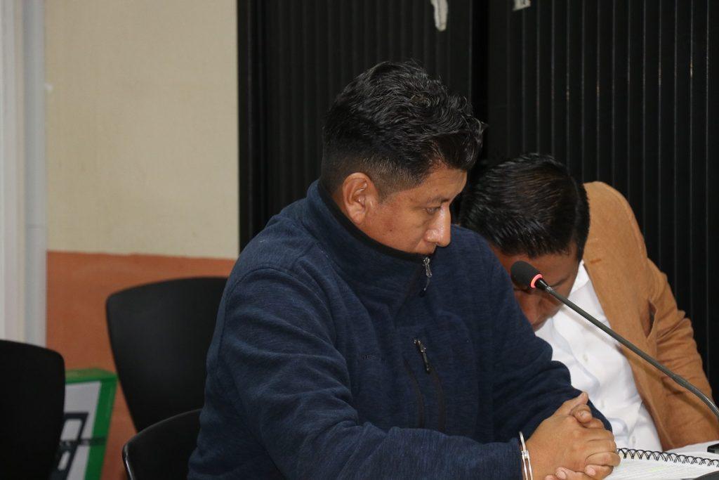 Detenciones en Dueñas (2)