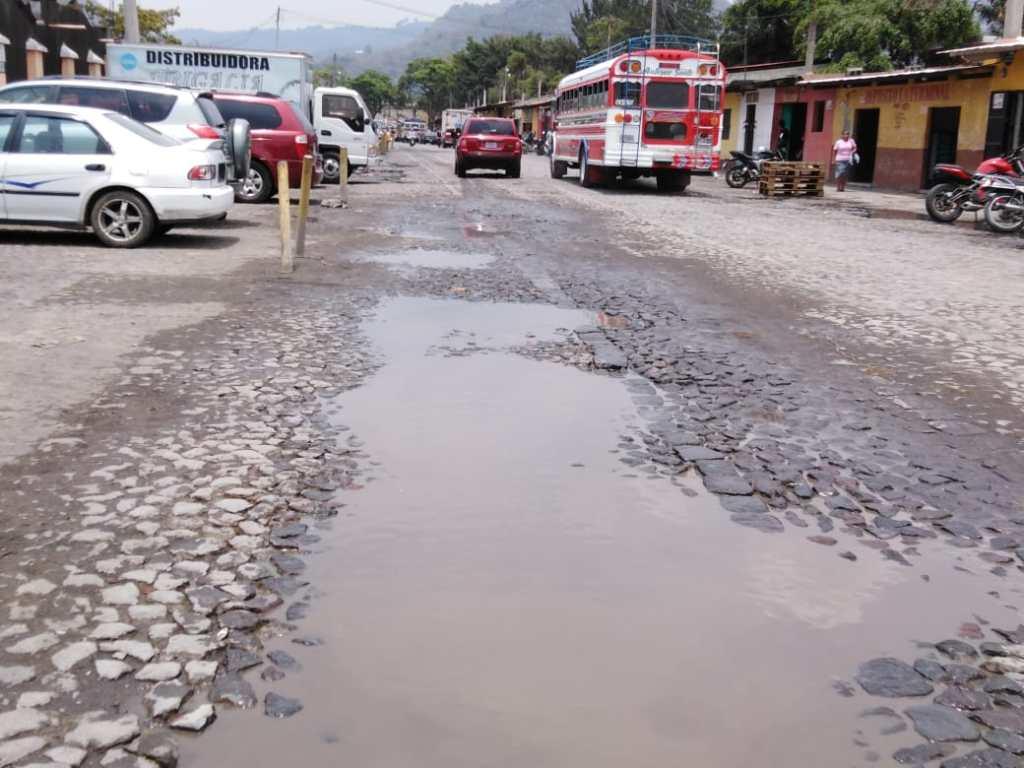 Calle Landívar