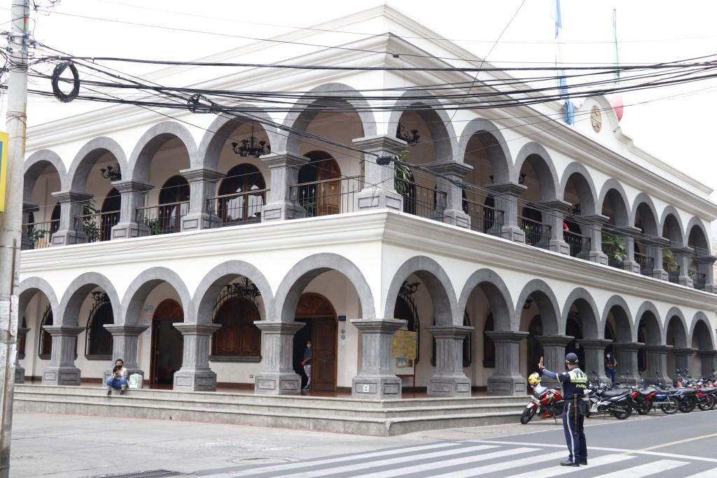 Municipalidad de Pastores