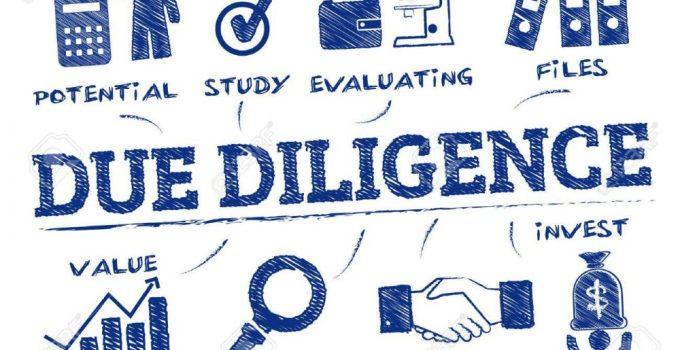 """¿Qué es un proceso """"Due Diligence""""?"""